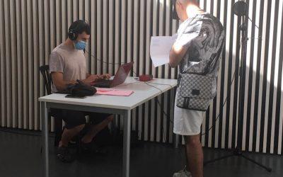 El taller de rap del programa europeu bridges promou la cohesió i la convivència intercultural a través de la música